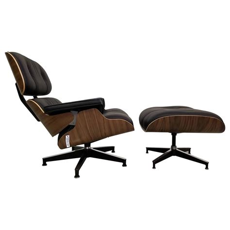 brand new authentic herman miller eames lounge chair and