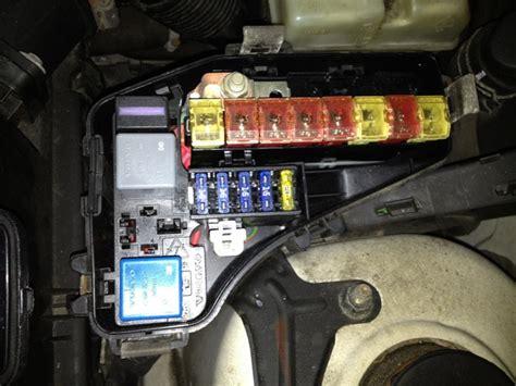 fuel pump relay volvo forums volvo