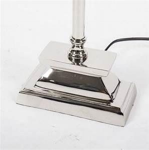 Kerzentablett Silber Rechteckig : lampenfu silber tischleuchte h he 54 cm fu form rechteckig ~ Indierocktalk.com Haus und Dekorationen