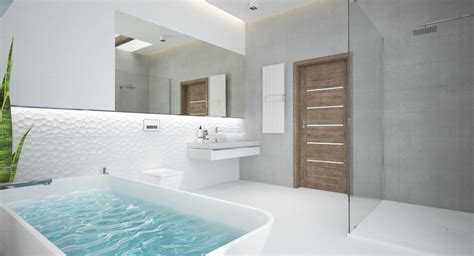 Bathroom Designer Free by 3d Modern Bathroom Interior Turbosquid 1209045
