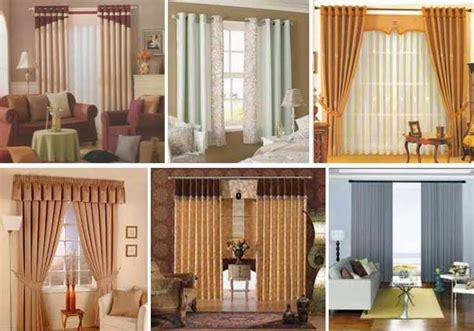 tips memilih desain gorden jendela rumah minimalis rumah