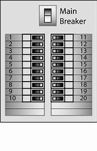 Electrical Circuit Panel Labels Free Printable Electrical Schematic
