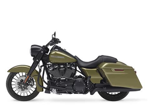 Review Harley Davidson Road King Special by 2018 Harley Davidson Road King Special Review Total