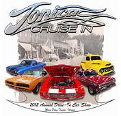 Tonica Cruise In Car Show T Shirt Design By