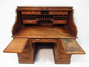 Small roll top desks home office furniture collections for Home furniture fair 17