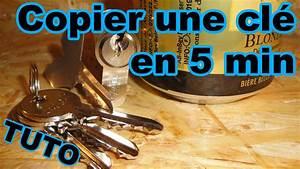 Comment Ouvrir Une Porte Sans Clé : copier une cl avec une canette en moins de 5 minutes tuto youtube ~ Medecine-chirurgie-esthetiques.com Avis de Voitures