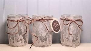 Souvenirs en frascos de mermelada decorados de vidrio Manualidades para hacer en casa