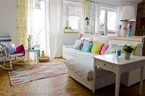 Wie Dekoriere Ich Mein Schlafzimmer : wohnzimmer im april leelah loves ~ Michelbontemps.com Haus und Dekorationen