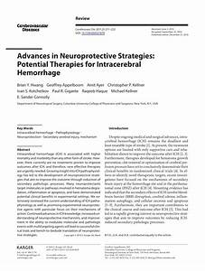 Advances in Neuroprotective Strategies: Potential ...