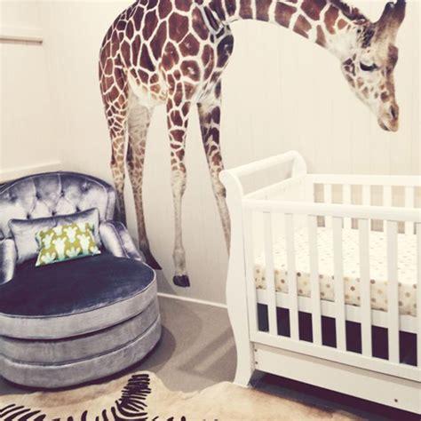 chambre la girafe quelle décoration pour une chambre de bébé quot ma