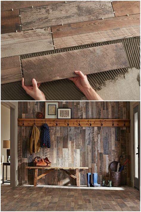 easy  install wood  ceramic tile planks