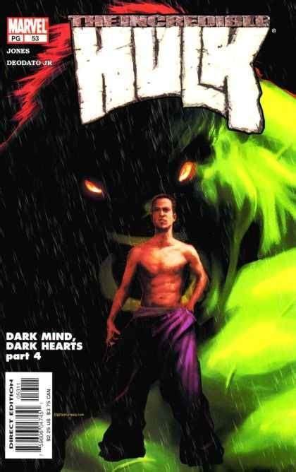 Incredible Hulk #53  Enemy Mine (issue