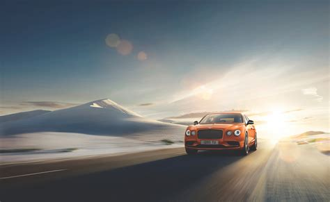 wallpaper bentley flying spur   luxury sedan hd