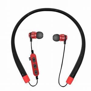 Bluetooth Headphones Test In Ear : wireless neckband earbuds bluetooth headphones stereo ~ Kayakingforconservation.com Haus und Dekorationen