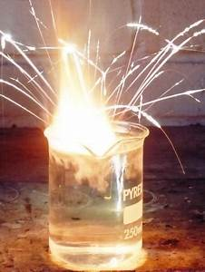 Does sodium dissolve in water? - Quora