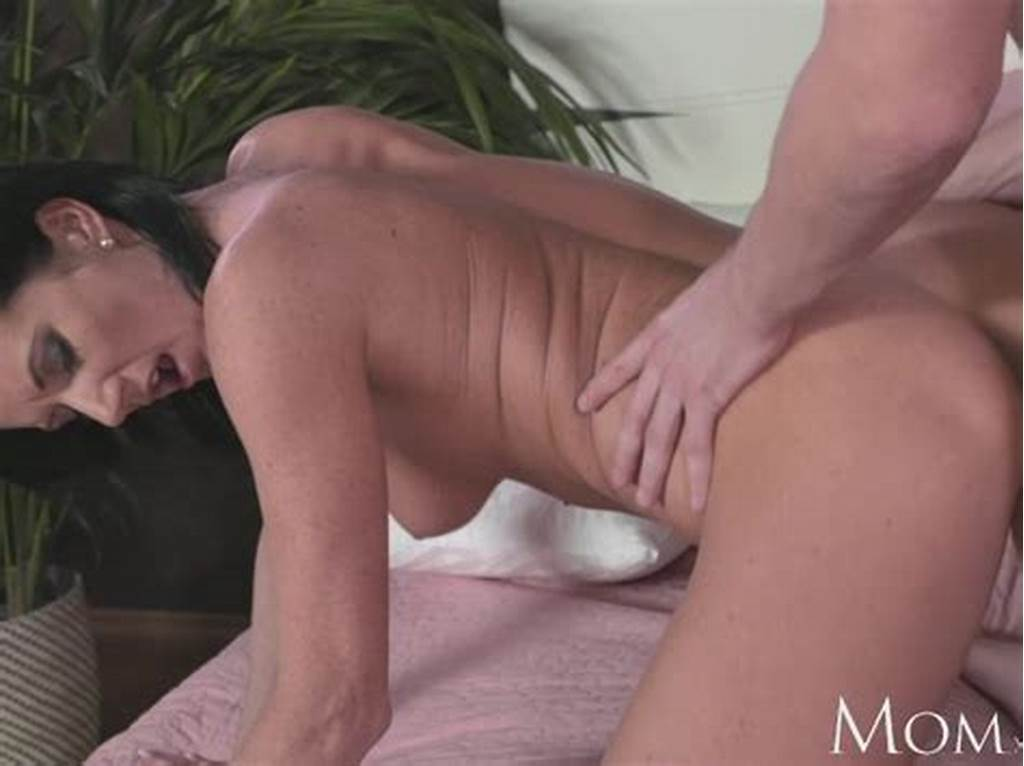 #Mom #Horny #Milf #Sucks #And #Fucks #Hard #Cock #Of #Shy #Young #Guy