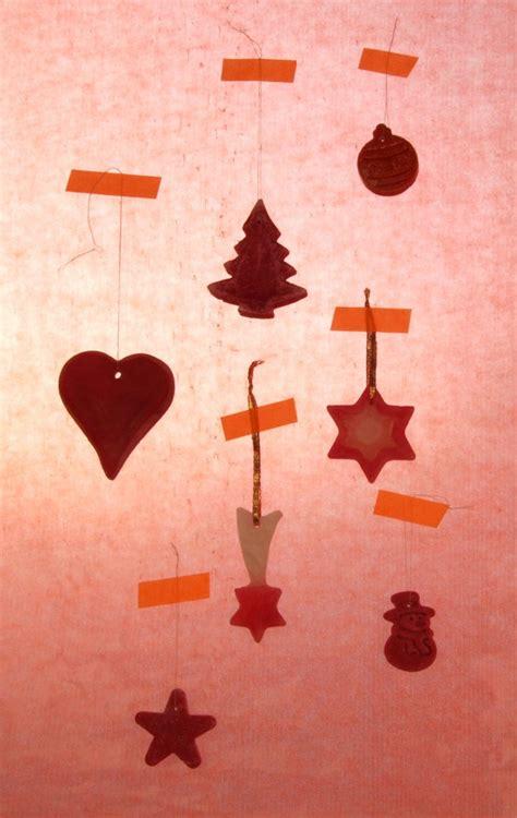 Weihnachtsdeko Für Fenster Mit Kindern Basteln by Weihnachtsbasteln Weihnachtsdeko Aus Wachs