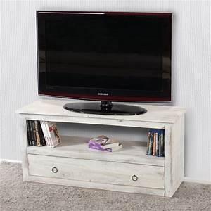 Tv Rack Weiß : tv rack fernsehtisch lowboard tv regal shabby look vintage wei ~ Whattoseeinmadrid.com Haus und Dekorationen
