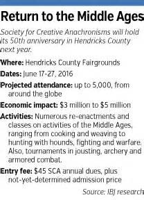 hendricks festival  boast jousting dancing feasting