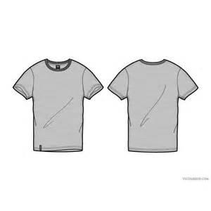 T-Shirt Template Vector Download