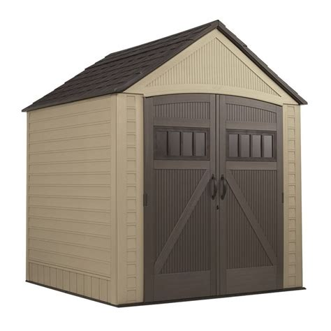 Rubbermaid Shed 7x7 Manual by 10 X 8 Plastic Storage Sheds Woodworking Bench Vice