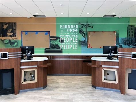 Custom Wall Graphic Wraps For Credit Union In Anaheim Ca