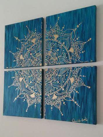acryl stifte für leinwand die besten 25 mandalas ideen auf mandala mandala zeichnung und mandala kunst
