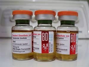 Testosterone Enanthate Profile