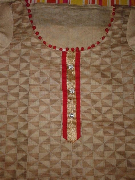 types  kurthi patterns simple