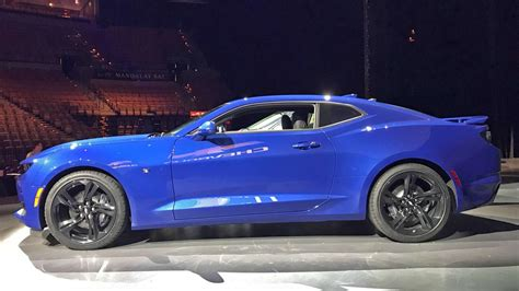 2019 Chevrolet Camaro Review, Competition, Redesign