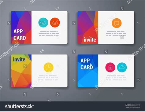 Template. Business Card. Abstract Geometric Vector Business Card Holder Red Leather Icons For Photoshop Activate Gift American Express Mont Blanc Meisterst�ck Telephone Icon Person Kate Spade Glitter Let's Do Lunch