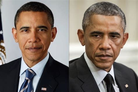 15 remarkable photos of u s presidents before and after
