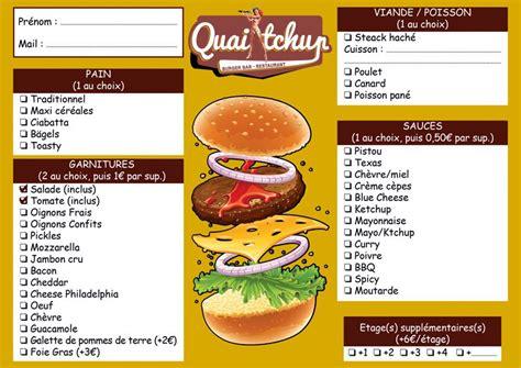 Menu Carte Restaurant Anglais by Carte De Menu Restaurant En Anglais The Best Cart