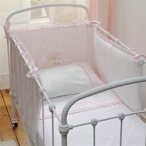 Entourage De Lit : contour de lit b b esme laura ashley baby ~ Teatrodelosmanantiales.com Idées de Décoration