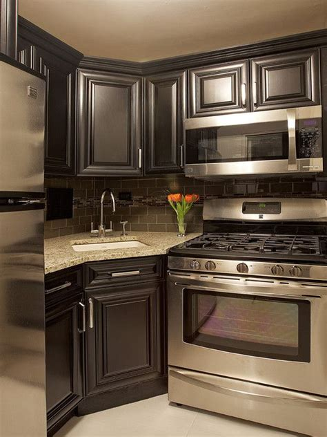 modern small kitchen design ideas  tiny spaces