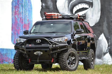 Toyota 4runner Bumper by Toyota 4runner R1 Front Bumper With Guard 2010 Proline