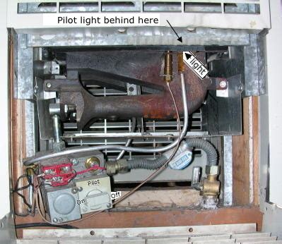 Empire Floor Furnace Pilot Light by Lighting Pilot Empire Wall Heater Lighting Xcyyxh