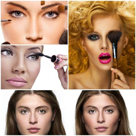 Gesicht Schminken  Schminktipps für die verschiedenen