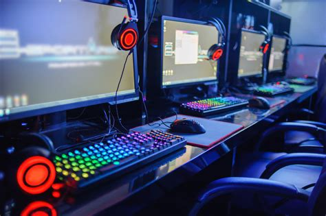 Gaming Room Setup Ideas 5 Musthaves For Pc & Console Gamers