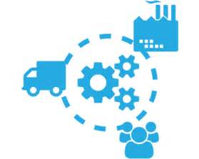 10 supply chain icon images analytic icon supply chain