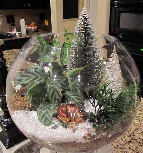 inexpensive green holiday decor handmade christmas