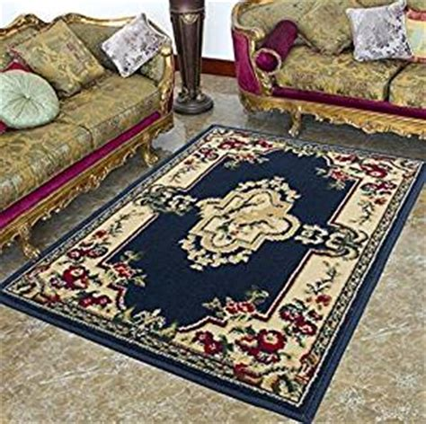 Cheap Blue Area Rugs by Ustide High Grade European Style Rug For Home