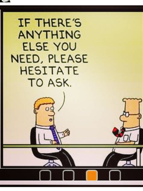 Office Humor by I Am Always Here Unless I Am Somewhere Else Dilbert