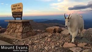 Col Collective Climbs Colorado U2019s Mount Evans