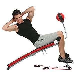 Incline Ab Bench by Ancheer Sit Up Ab Bench Incline Decline