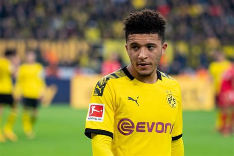 Jadon Sancho will reject Man Utd move if they don't ...