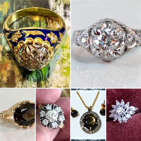 lysbeth antiques  estate jewelry home