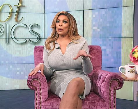 Wendy Williams Tapes Second Episode Hours After Serving ...