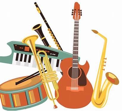 Clipart Instrument Instruments Musical Lesson Lessons Transparent