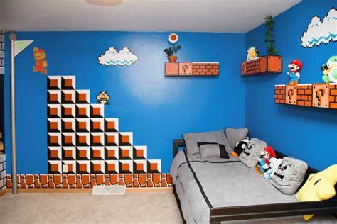 deco chambre mario décorez vos murs avec le papier peint original archzine fr